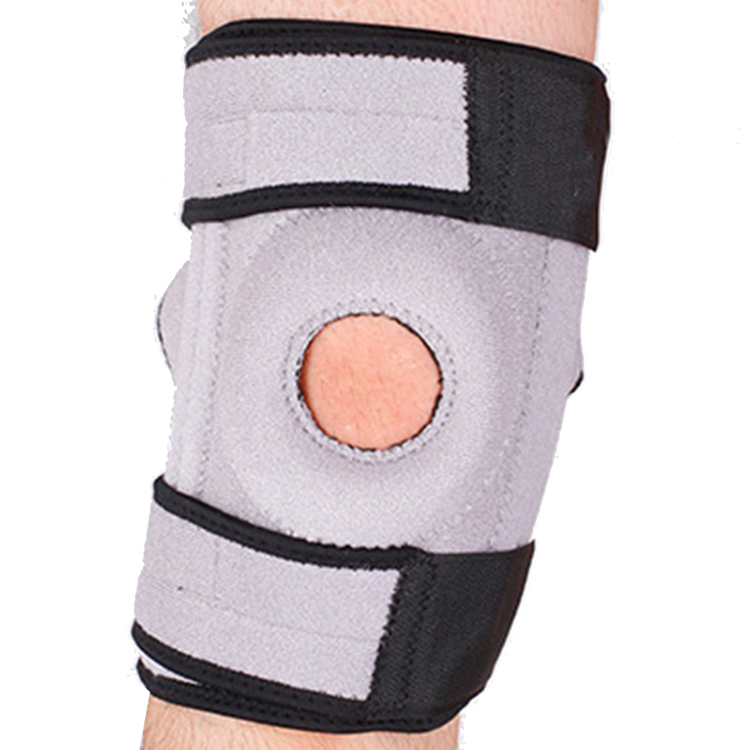 Free Sample Best Neoprene Compression Knee Calf Sleeve Support