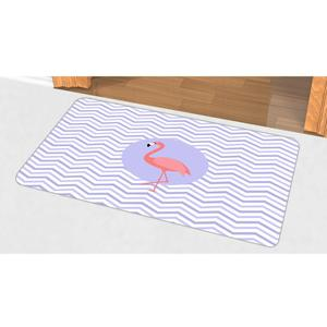 Animal Print Christmas Doormats Outdoor Indoor flamingo Bathroom Indoor Floor Mat