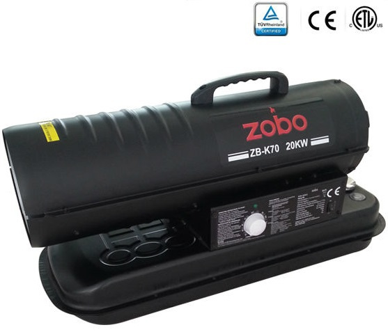 ZOBO oil heater parts equipment for farm