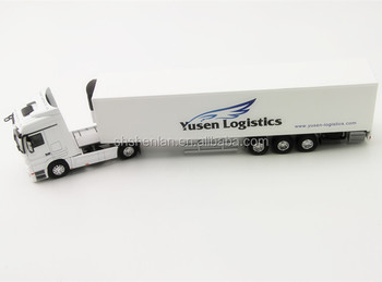 1:50 Yusen Logistics Truck Model Toys - Buy 3d Models Toys,Alloy Model  Truck Toy,Heavy Truck Toys Product on Alibaba com