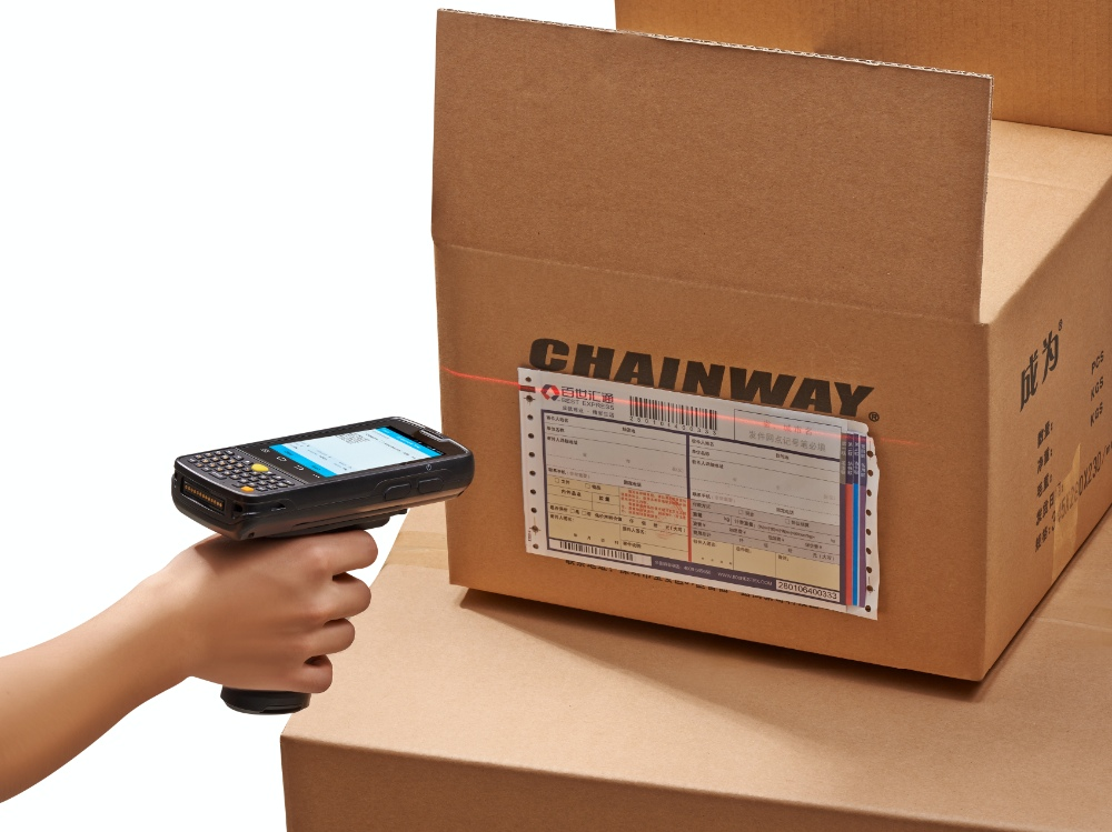 Chainway C4050 Android Rugged Handheld Logistic Pda