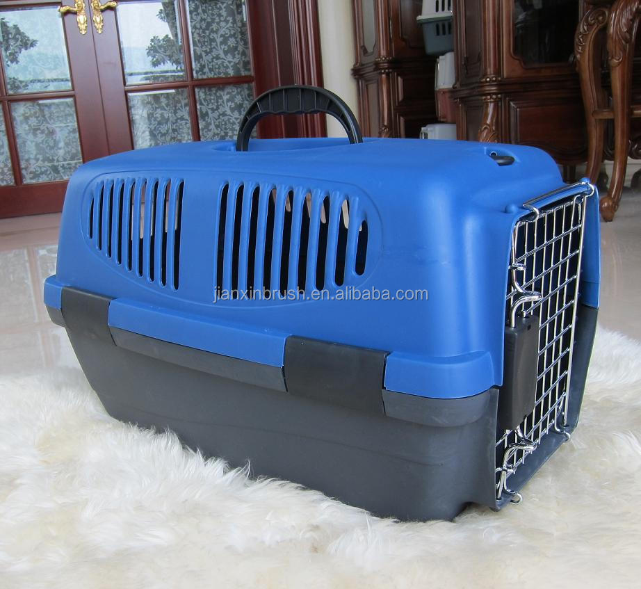 Pretty Plastic Dog Carrier