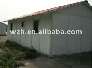 Quick-installed Prefabricated House