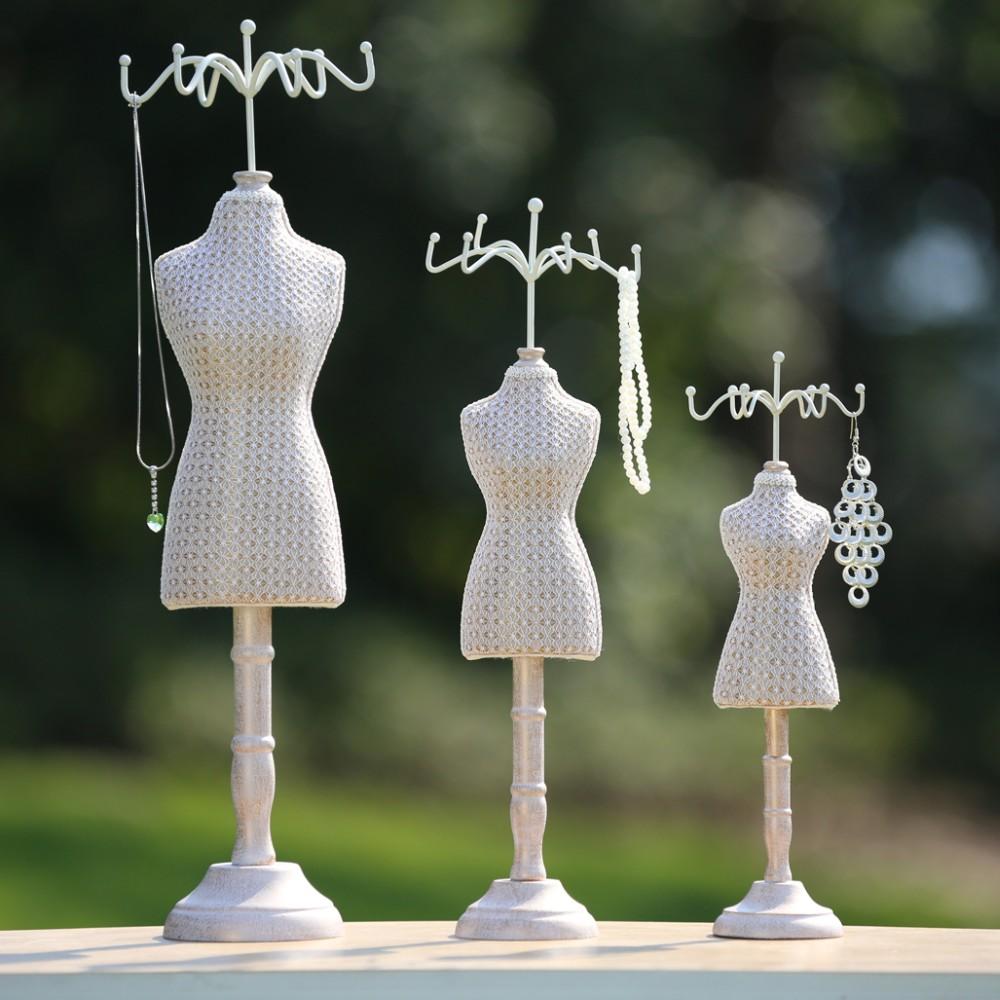 Jewelry Organizer Custom Design Made Jewelry Display Mannequin Stand