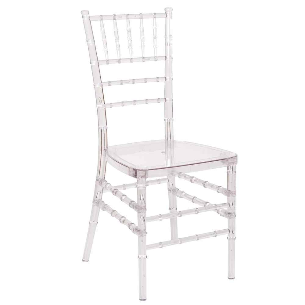 Hot sell chairs for weddings,wholesale stakable chiavari chair(crystal)