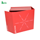 Custom Foldable Display Packaging Children Premium Empty Cardboard Baby Shoe Boxes Bulk With Lid