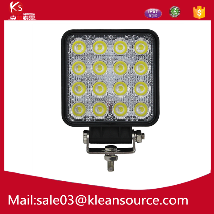 super bright Fork Lift led Flood lamp