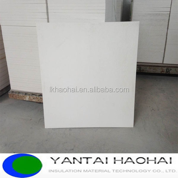 manufacture series calcium silicate products / calcium silicate board, pipe / CE & ISO9001 certification patent product