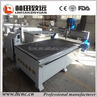 China vacuum bed wood cnc router machinery price/3d cnc wood carving router