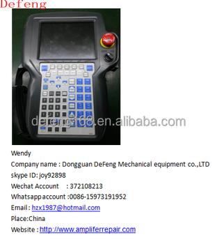 Fanuc Teaching Membrane Keypad A05b-2301-c375 Robot - Buy A05b-2301-c375  Product on Alibaba com