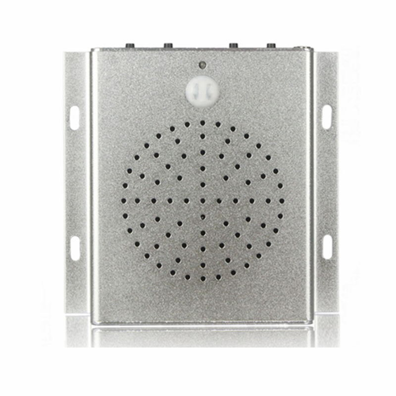 OEM Wireless Infrared Motion Sensor Audio Player with SD Memory Card