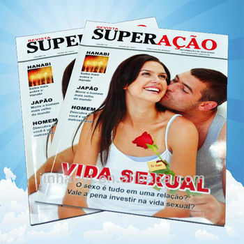 Cheap Full Color Sex Magazines Adult Magazine Printing