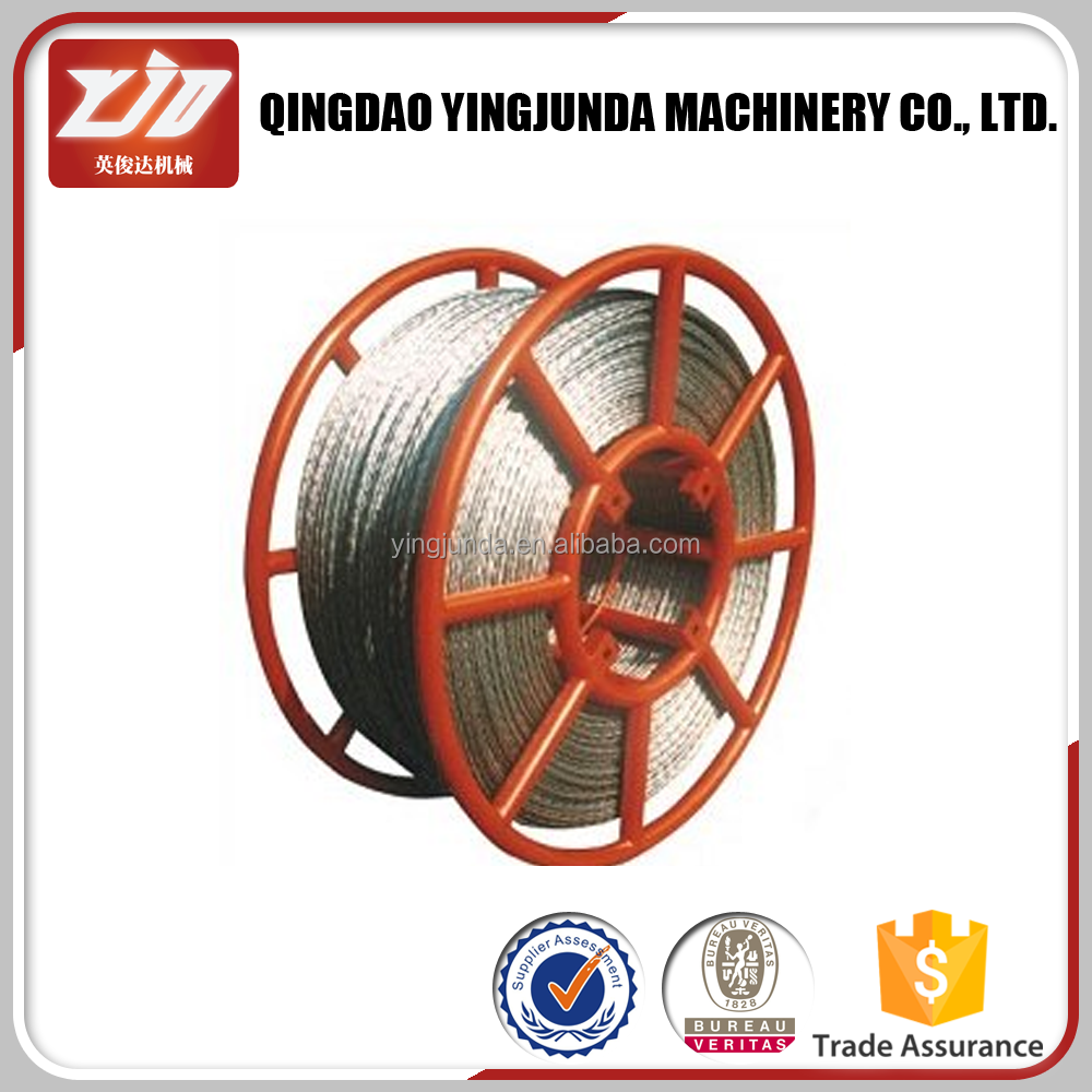 10mm titanium wire rope