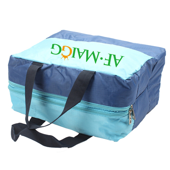 Baby Diaper Bag Sports Gym Travel Duffel Waterproof Swim Beach Trip Organizer Bag Dry Wet Depart Bag