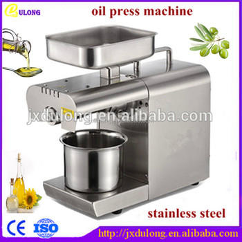 Multifunction China Supplier Dl-zyj04 Automatic Sesame Oil Press ...