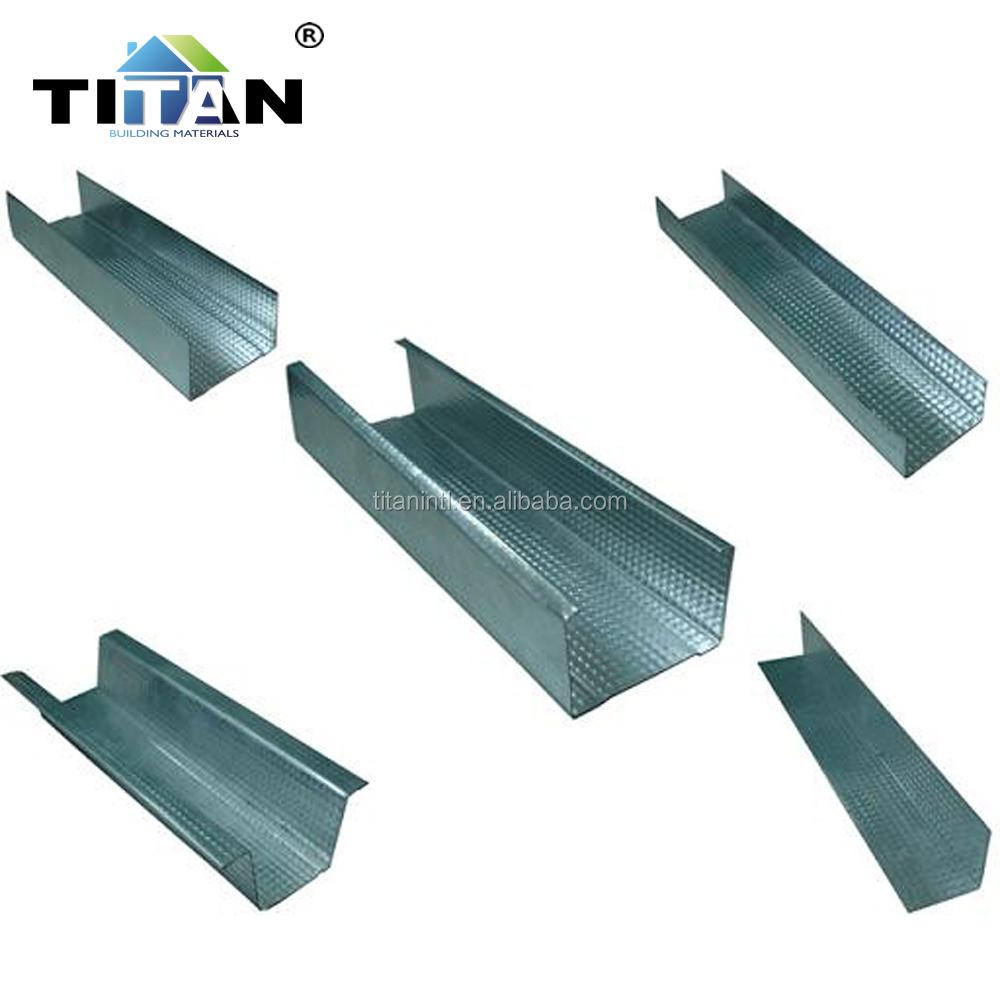 inşaat malzemesi çapraz metal damızlık çerçeveleme alçıpan Tavan
