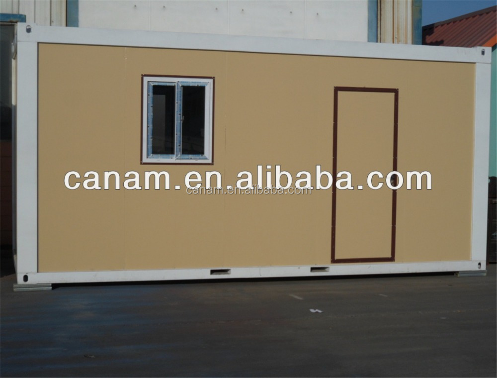 CANAM-Prefab steel modular kitset container homes for sale