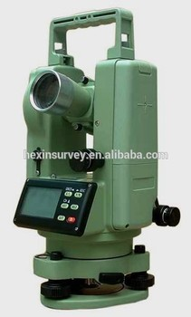 FOIF DT202C Electronic Digital Theodolite with Large LCD Display