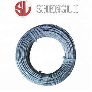 7X7 Wire Cable With High Tension