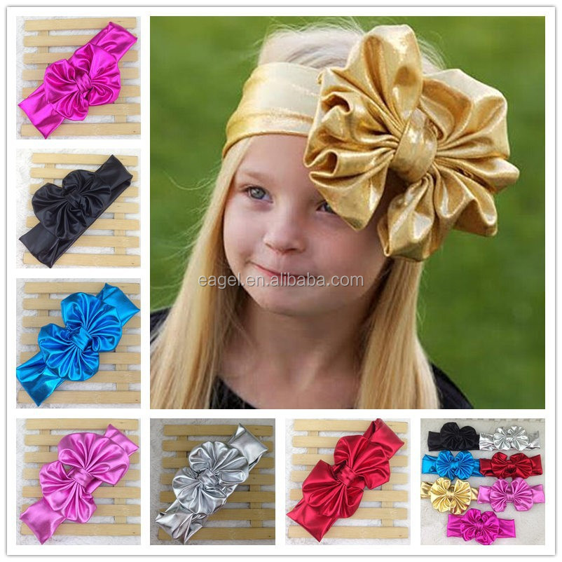 Baby Head Wrap Bow Top Knot Big Bow Headwrap Baby Headband Floppy Bow  Headband Big Bow Headband Top Knot Headwear in Stock 5ab95c374ec