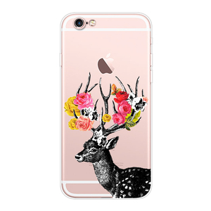 new arrival custom logo uv printed mobile cover for iphone 8 phone case