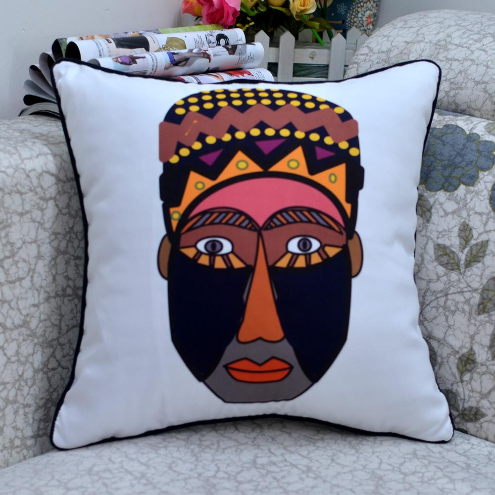 d 39 africaines housses de coussin promotion achetez des d 39 africaines housses de coussin. Black Bedroom Furniture Sets. Home Design Ideas