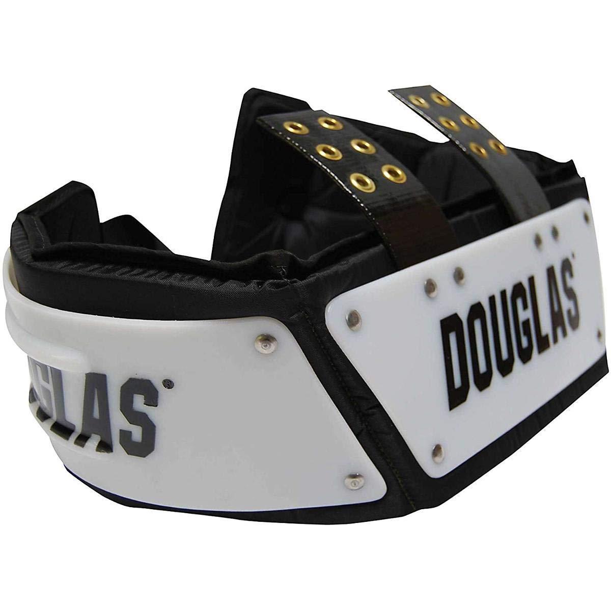 Douglas Football Adult Adjustable SP Series Rib/Back Protector Pad Combo