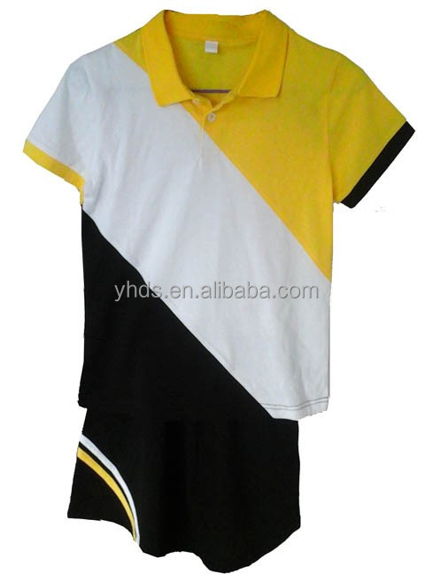customers' brand soccer jersey uniform sets for middle school student football team training set