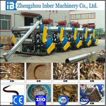 2T per day capacity small fish meal machine/fish feed making machine
