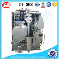 LJ 15kg steam heating dry cleaning equipment(washer,dryer,flatwork ironer)