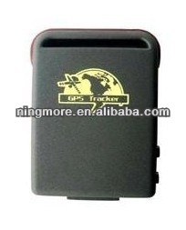 waterproof gps personal tracking device with geo fence