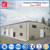 High Quality Q235 Q345B prefabricated light steel structure building