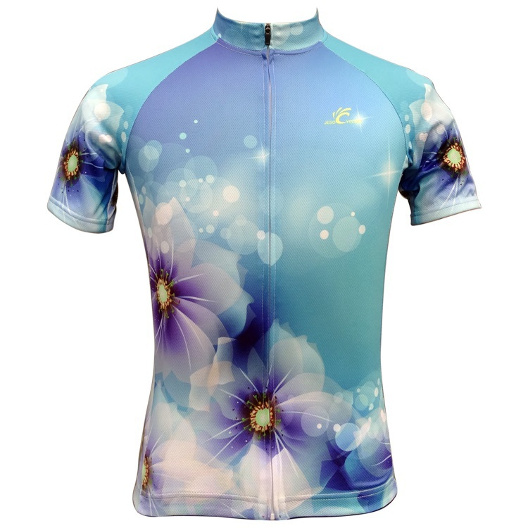 Get Quotations · Free shipping Jesocycling Women s Short Sleeve Spring And  Summer Cycling Tops Cycling Jerseys Cycling Shirt Cycling 429fe0540