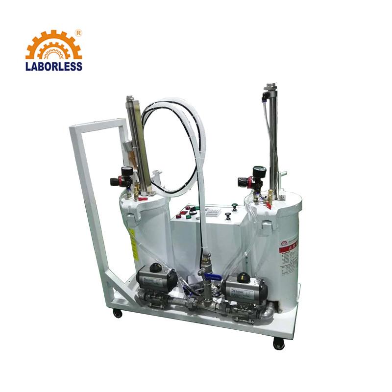 Goedkope Prijs van Sealant Zelfklevende Lijm Siliconen Doseren Vulling Mengmachine 2600 ml RTV Siliconen Dispenser