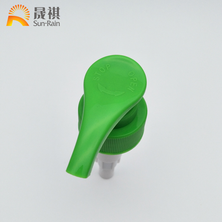 Yuyao 33/410 PP Lotion Dispenser Pump Plastic Lotion Pump Liquid Pump