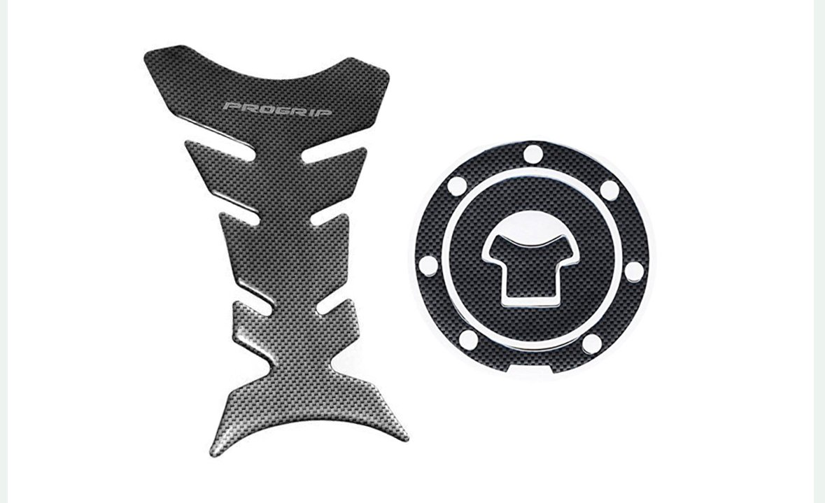 Get Quotations · CHENBO(TM) 3D Motorcycle Fuel Tank Decals sticker Pad Gas  Cap Tank Pad Protector