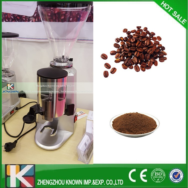 Mini machine for grinder roasted coffee bean / spice blender coffee grinder