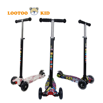 China manufacturers hot sale cheap price new model 3 wheel kids mini scooter