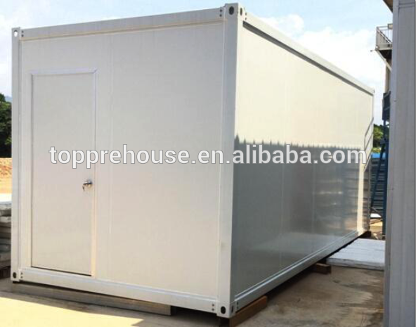 Casas prefabricadas contenedor for modular 20 ft container office luxury home