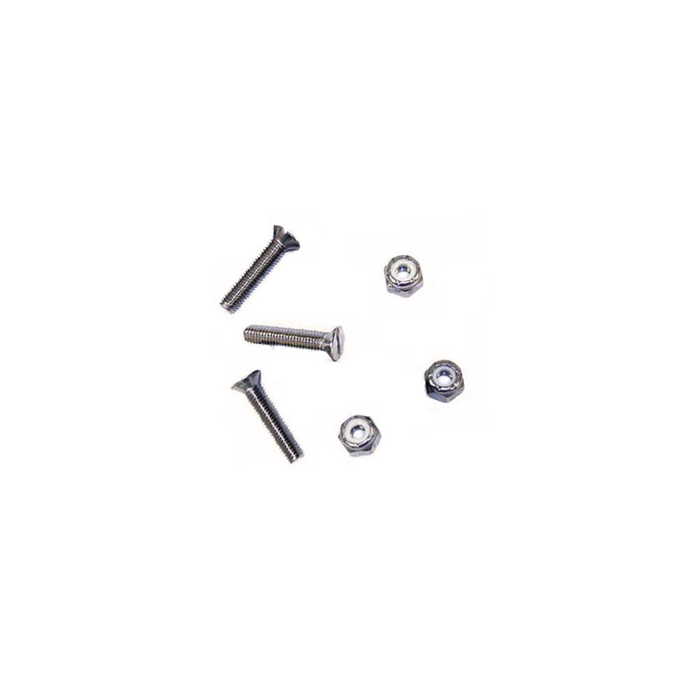 Edlund A512 Hardware Base Plate Kit for #1 / #2 Can Openers - 6 / KT