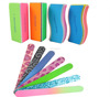 Factory Wholesales Nail Care Products 4 Sides Nail File Buffer