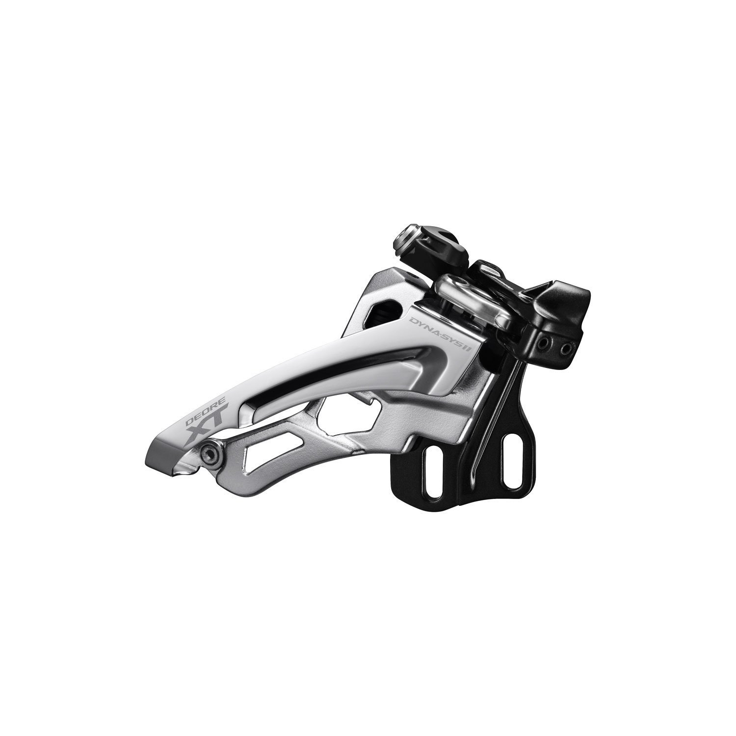 SHIMANO 2013 Deore Front Triple Derailleur Silver Conventional Swing Top Pull PK