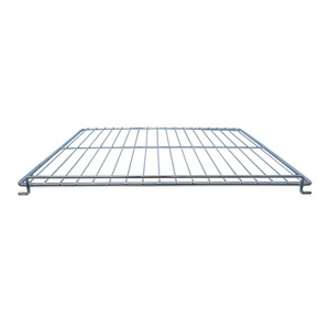 Custom Wire Bread Cooling Rack Stainless Steel Oven Grid / Oven Rack for Rational Oven