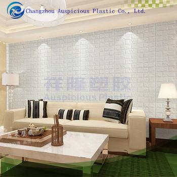 3d Brick Waterproof Self Adhesive Wall Sticker Panel Decal Wallpaper