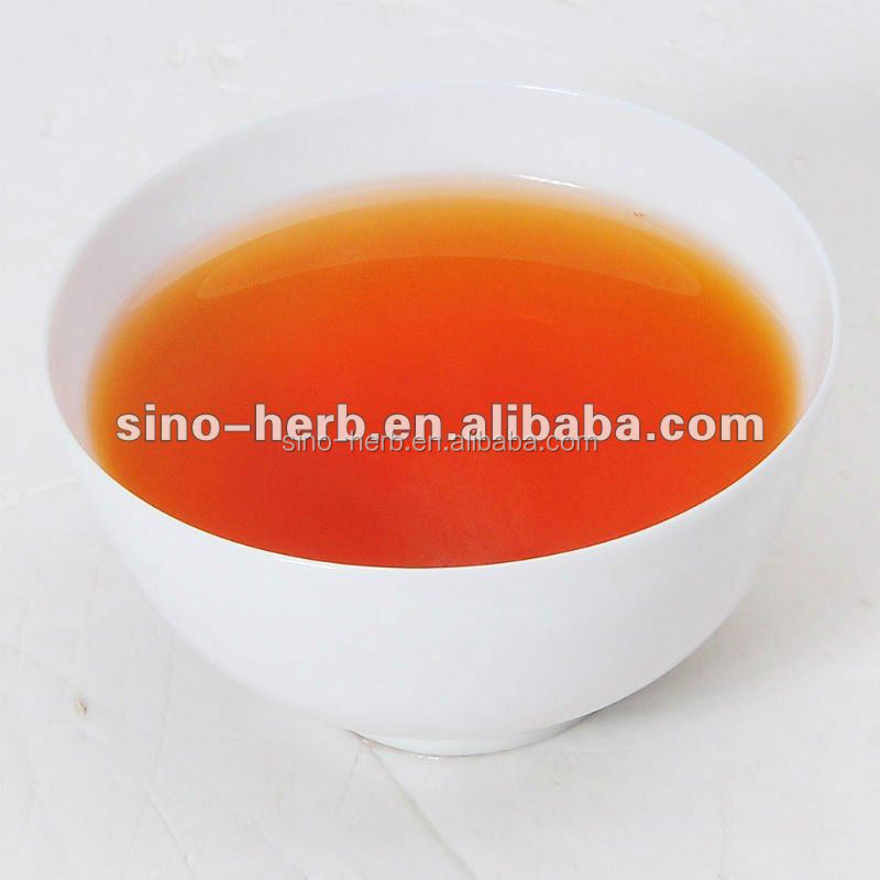 Free Sample New Litchi Fruit Black Lychee Flavored Tea