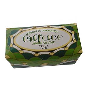 Claus Porto 5.28 oz Bar Soap - Alface (Almond Oil)