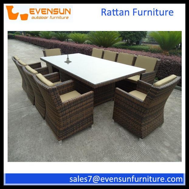 High quality garden furniture pe rattan outdoor patio for High quality outdoor furniture