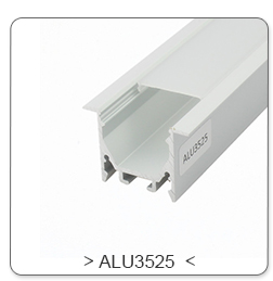 Wholesale aluminum profile module for led light bar