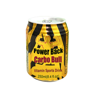 Bulk OEM tin canned boost energy drink for sale