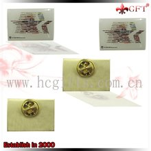 Print + AP for Lapel Pins GFT-L113
